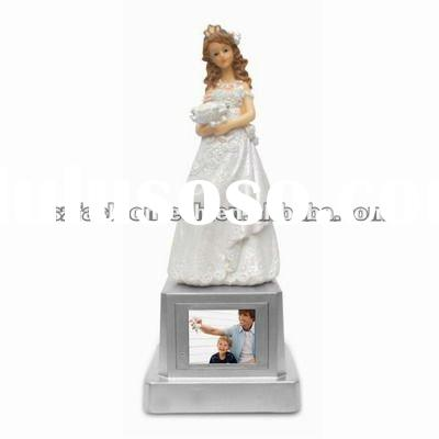 1.8 inch Snow White trophy digital photo frame