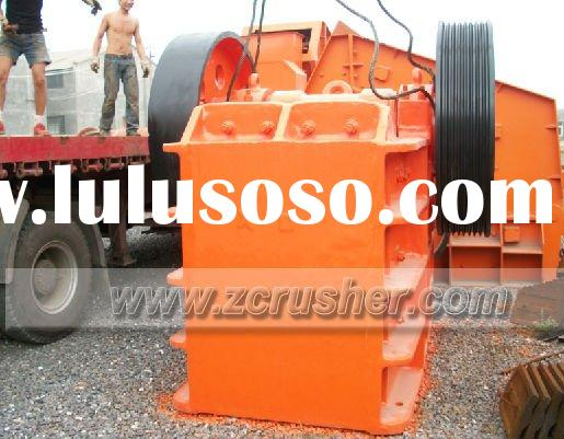 Stone crushing Jaw crusher hot sale in China