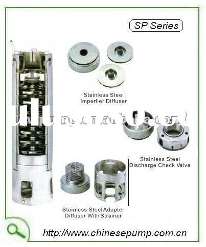 4SP series water pump for deep well
