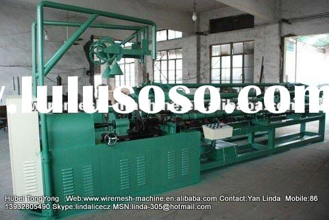 Chain Link Fencing Machine: Shop