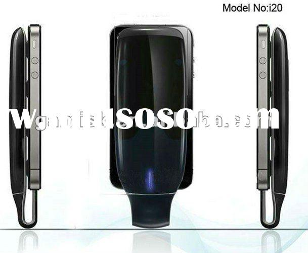 Emergency mobile phone battery charger