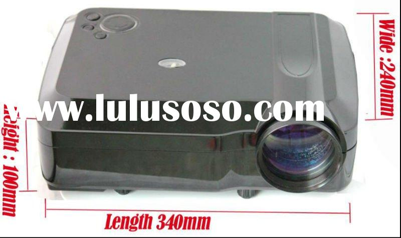 Home Theater Projector 2600 Lumens Support 1080p