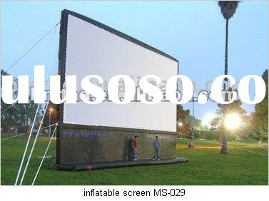 inflatable movie screen professional movie screen