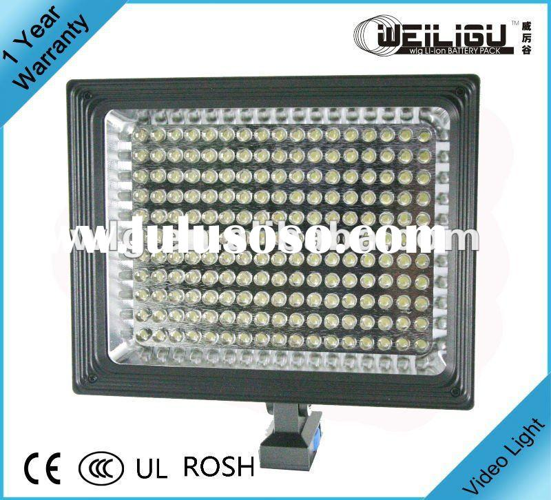 led 187pcs LED,LED Studio Video, video camera light video light photographic lighting,video light