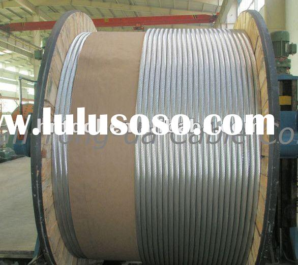 ACSR cable, ACSR conductor, ACSR, AAC, AAAC, ACAR, ACSR/AS aluminum conductor steel reinforced