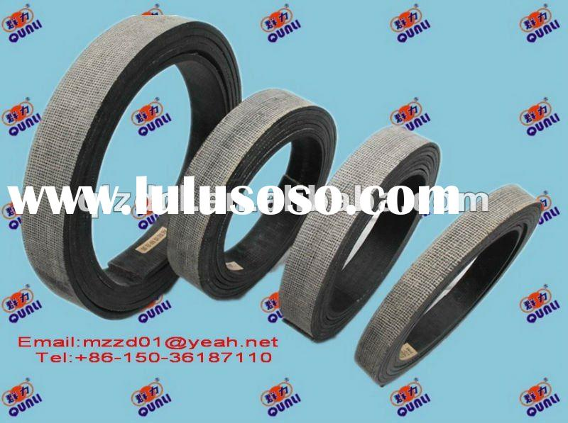 Rubber Brake Lining : Woven brake lining roll