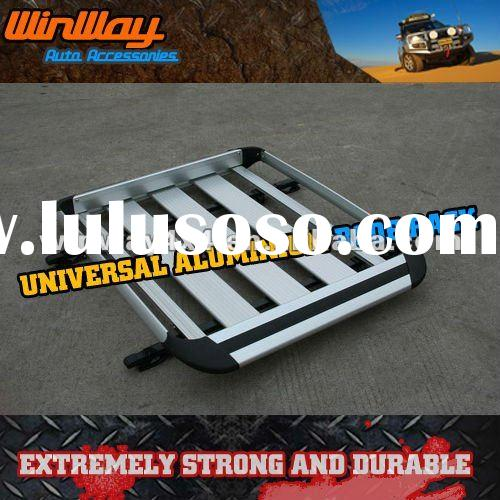 UNIVERSAL CAR ALUMINIUM ROOF RACK WITH CROSS BAR