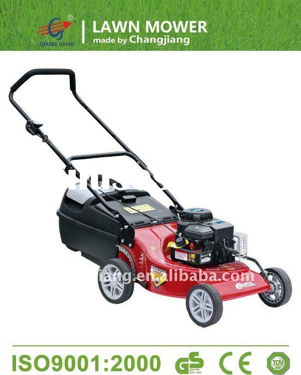 "18"" hand push mower,gasoline lawn mower(CJ18TZHB35)"