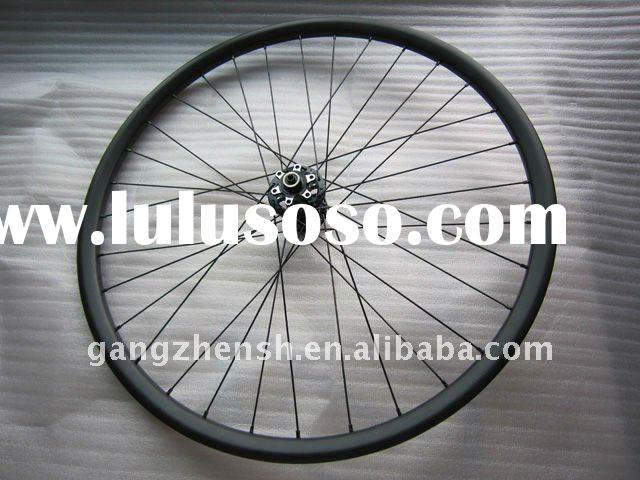 "26"" carbon fiber mountain bike wheels/carbon fiber mtb wheels"