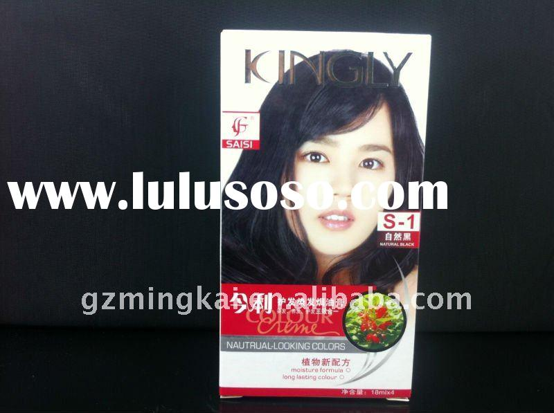 3 in 1 Nautrual Hair Dye Shampoo