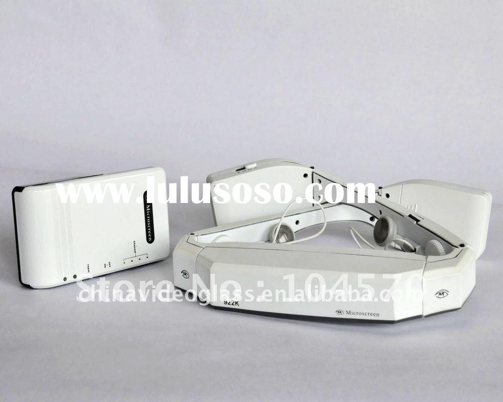 80''hd 3D video glasses