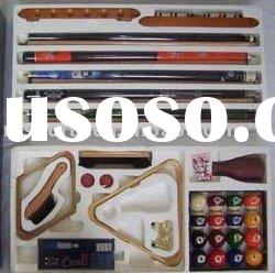 Billiard table accessories, billiard equipments, snooker accessories, snooker table equipments
