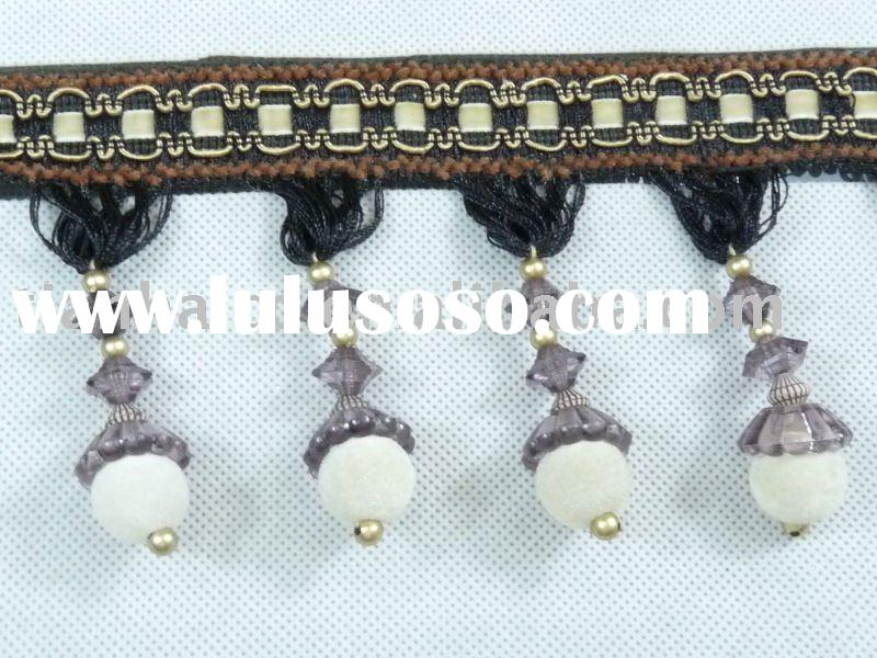 Favorites curtain accessories, home decorative trimming, tassel