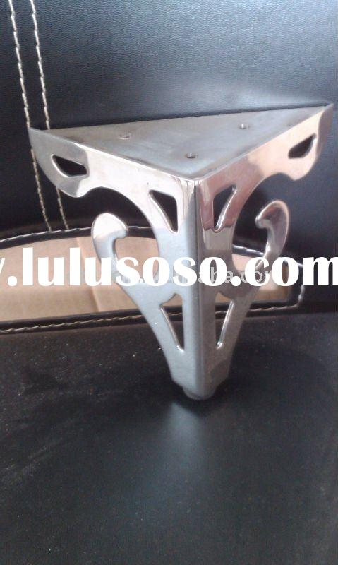 Hot sale stainless steel accessories for furniture