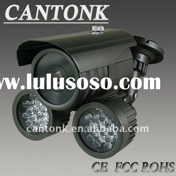 IR CCTV Camera With 8-20mm Manual Zoom Lens