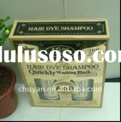 LANA natural hair dye shampoo for blacking hair