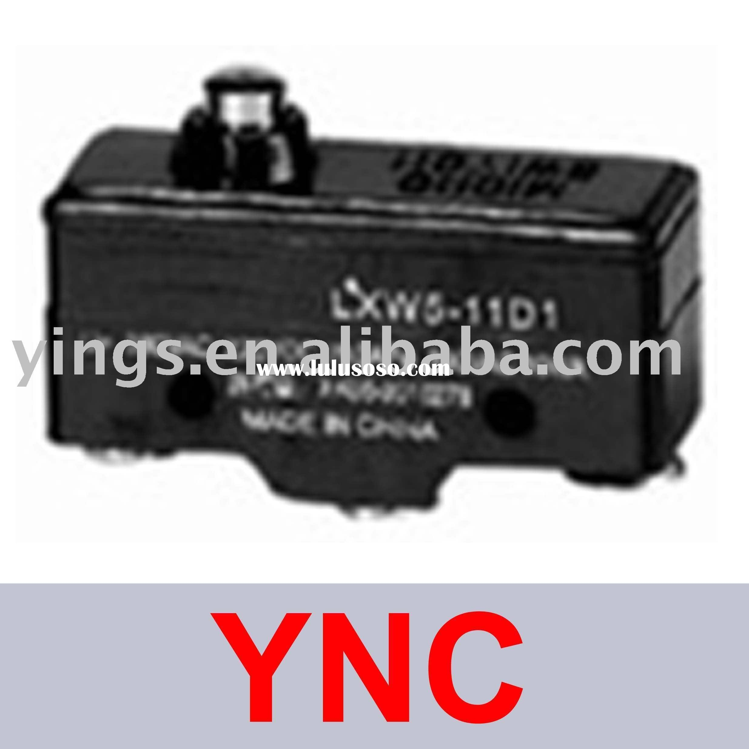 LXW5 Series micro switch LXW5-D1 LXW5-11D1/L Short spring plunger type