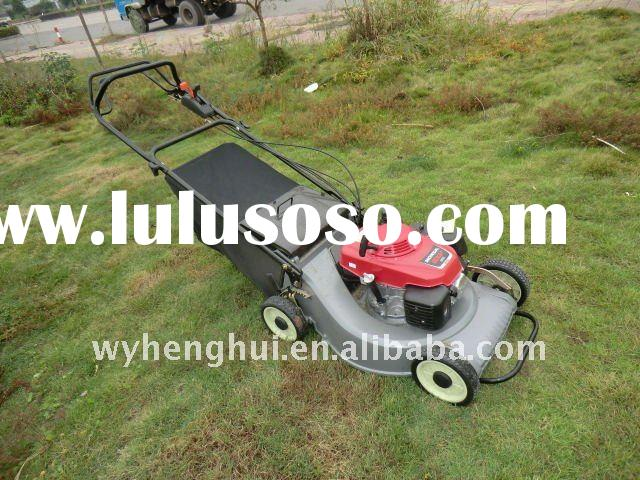 Lawn mower with HONDA engine
