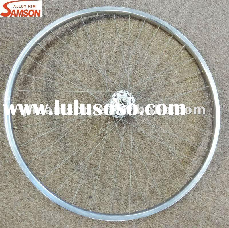Samson p16 Bicycle Bike alloy rim Wheels 19/20/24/26 inches 24/28/32/36/48H Silver/Black/Powder coat