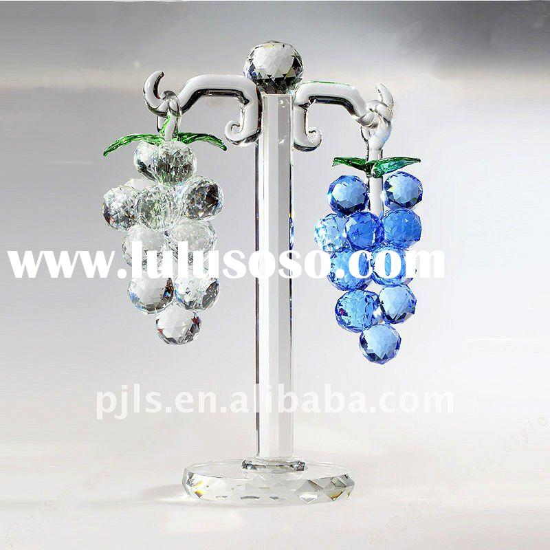Different Color Crystal Garland For Home Decorations MH12229