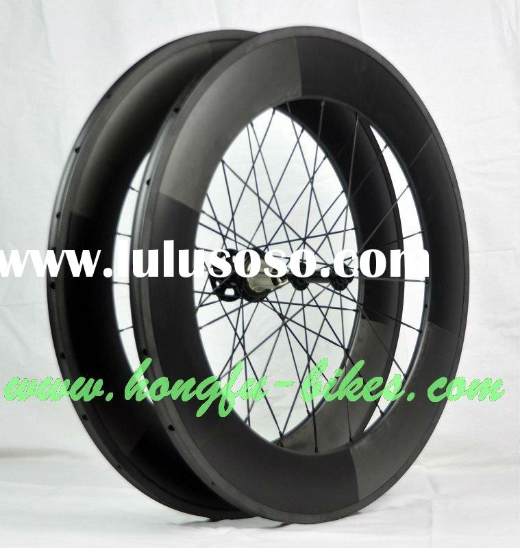 full carbon road bike wheels for Front and Rear wheels