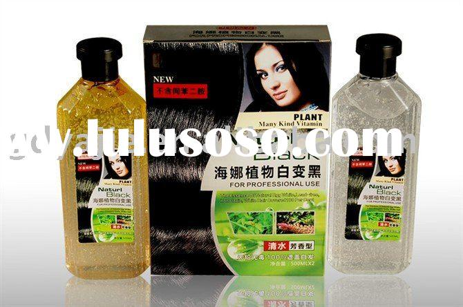 henna herbal black hair dye