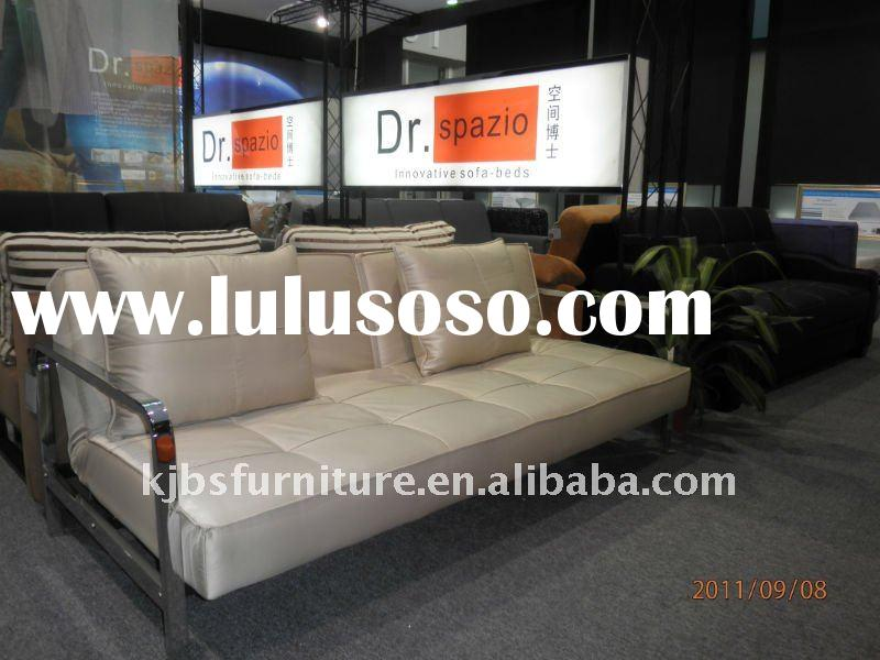 2012 fabric modern sofa bed 9072