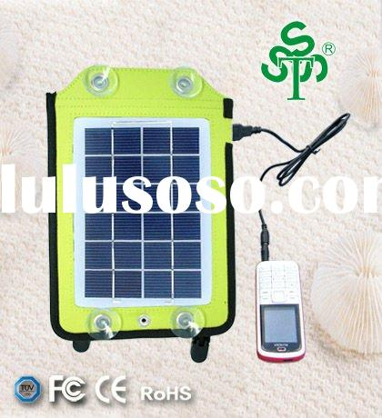 2.5W Portable Solar Charger for Mobile Phone
