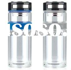 330ml tea water bottles with filter