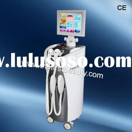 3 in 1 ipl+rf+diode laser for hair removal