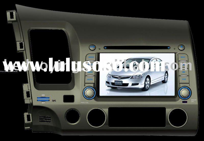 "7"" GPS Navigation system for HONDA Civic (K813)"