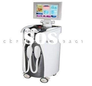 808nm diode laser long pulse laser nd yag laser for hair removal with CE