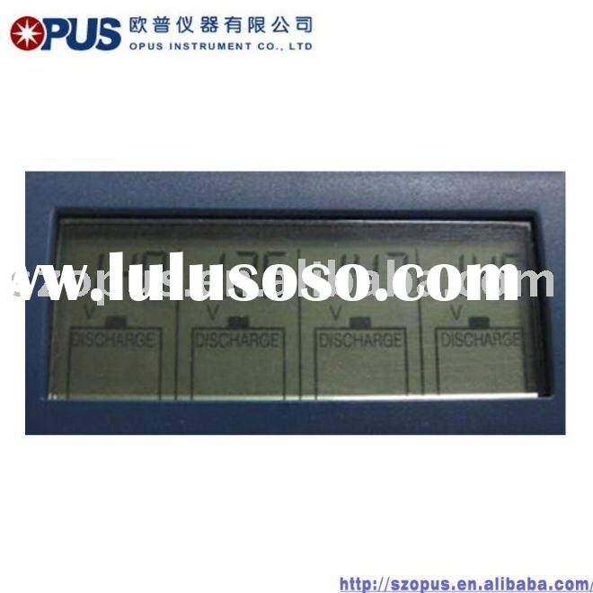 AA/AAA size NiMH/NiCD LCD battery charger