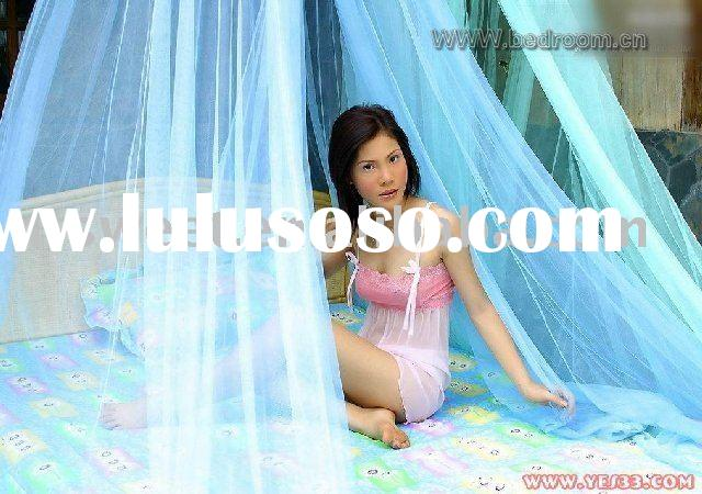 Baby blue romantic mosquito net /bed canopy/beddin canopy