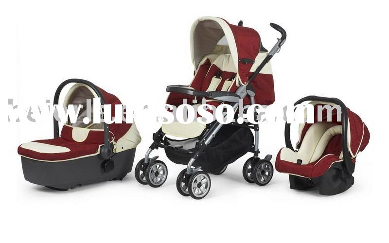 Baby stroller car seat cover & travel system