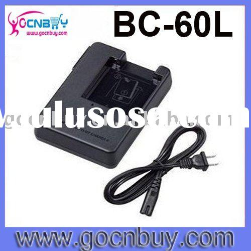 Battery Charger BC-60L for Casio Camera