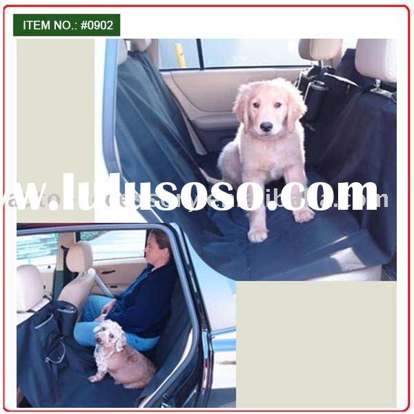Car pet mat (dog car rear seat, rear seat hammock, Car Rear Seat Hammock Style Cover, Hammock style