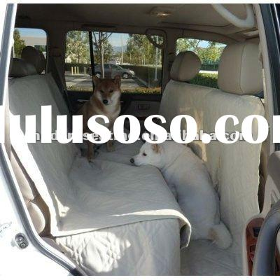 Deluxe Quilted and Padded Car Seat Cover For Pets