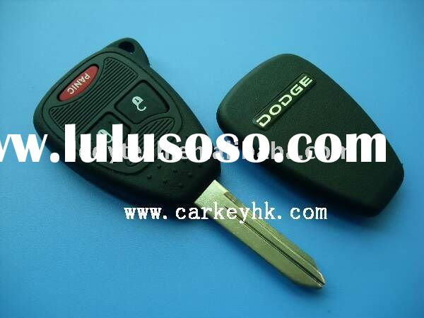 Dodge 2+1 buttons remote key 315Mhz with ID46 chip, car key