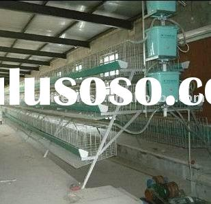 Free Range Chicken Breeding Cages