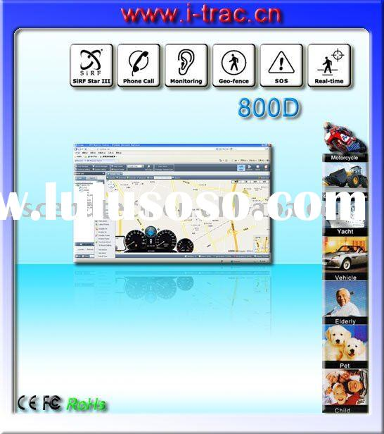 GPS GPRS Tracking platform software for AVL Car tracker with camera