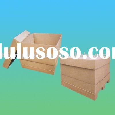 Honey Comb Pallet Box