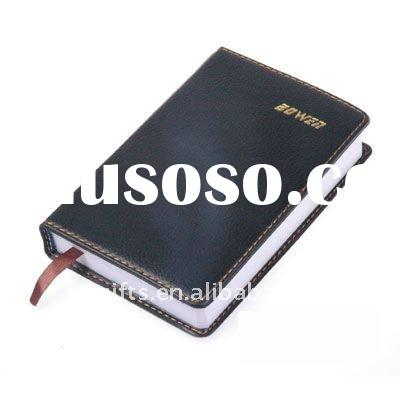 Leather Cover Diary Notebook