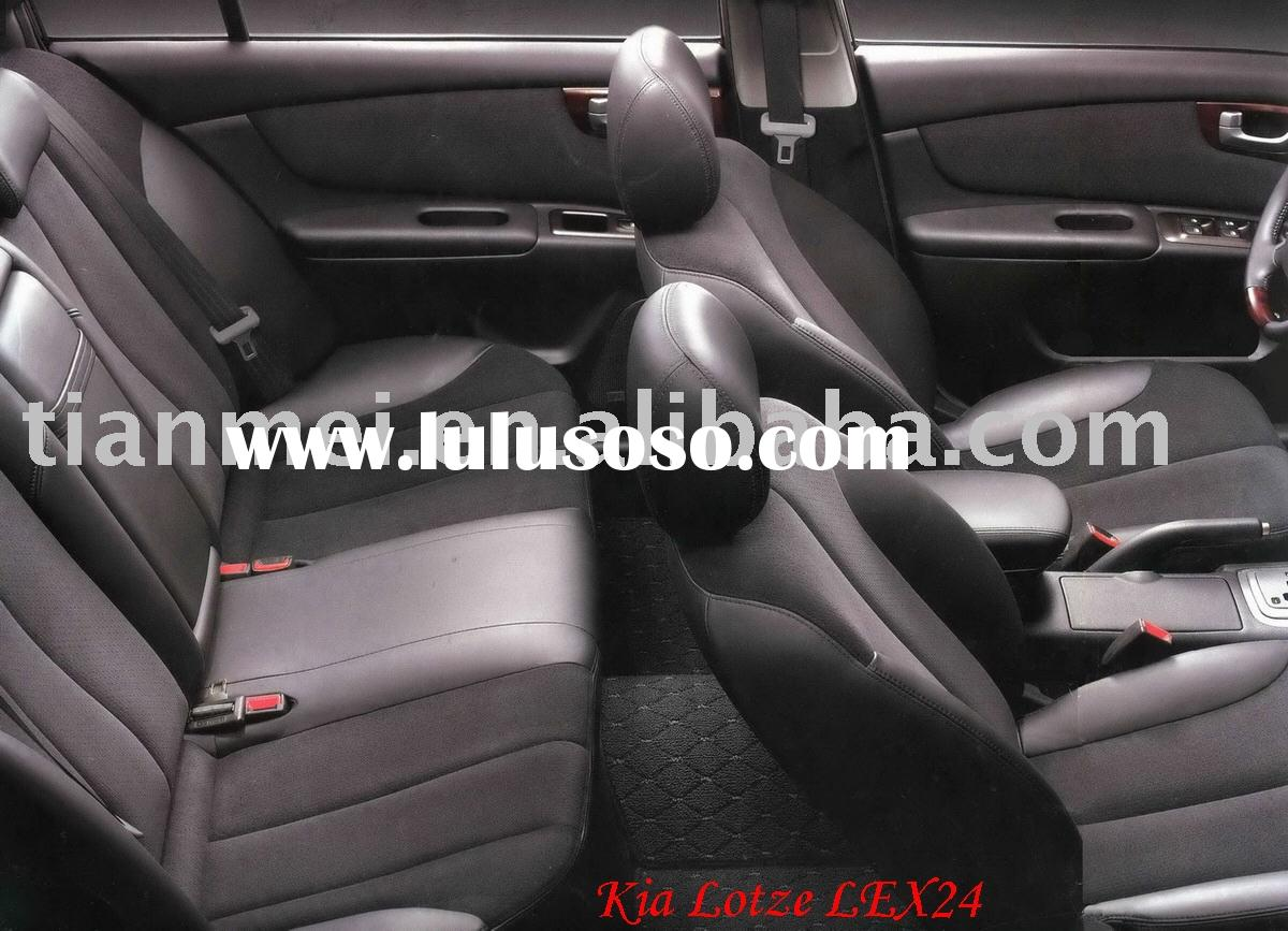 Leather car seat cover/car seat covers design