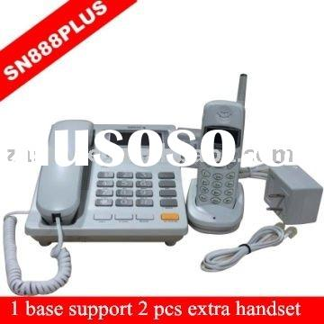 Long Range Cordless Phone senao UHF 390MHZ long distance SENAO SN-888 plus