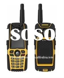 -Range Walkie-Talkie/GPS mobile phone LM861 waterproof mobile phone