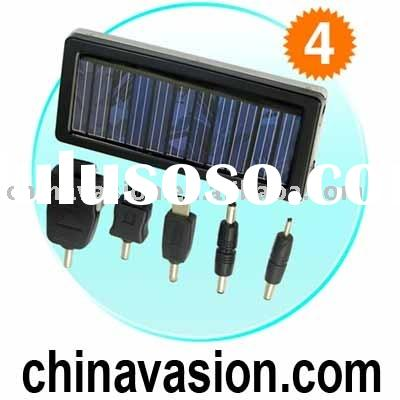 Mobile Phone Solar Charger - Portable Green Power Supply
