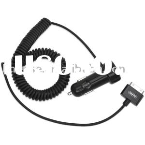 New Car Charger Adaptor For iPhone 3G iPOD Touch NANO K