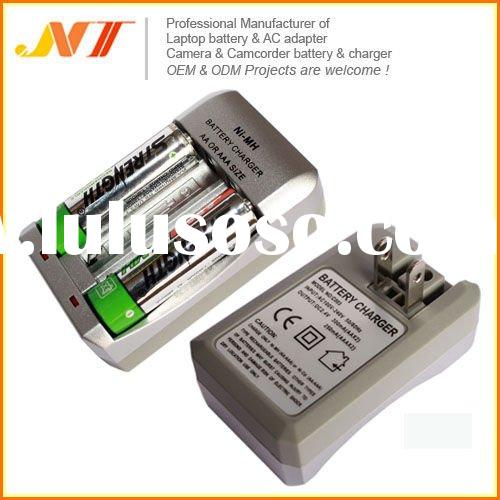 Ni-MH Ni-Cd AA AAA Rechargeable Battery Charger