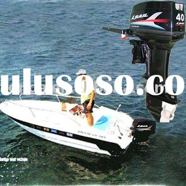 Outboard Motors, 40HP